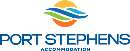 Port Stephens Accommodation Logo